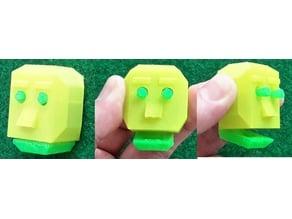 Suprised Robot