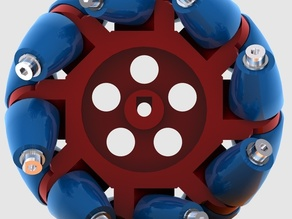 Mecanum Wheel MK2