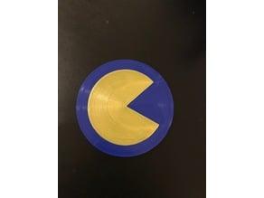 Pacman Drink Coaster