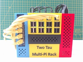Two-Tau Multi-Pi Rack