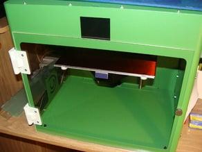 Craftbot door panel hinges