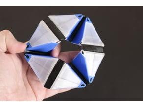 Hexaflexahedron
