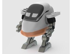 Shinkansen Robot / 高鐵機器人