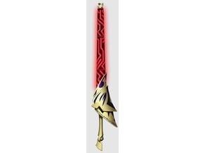 Gilgamesh's Ea(Sword of Rupture)