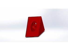 A Stout 20mm Corner Brace / Bracket