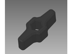 M5 Hand Wrench / Prop Wrench