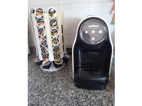 coffee pods dispenser