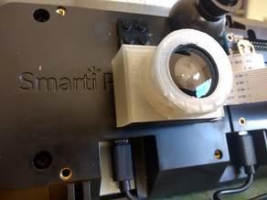 Lens holder for SmartiPi Touch camera case