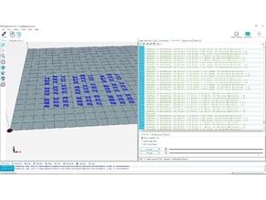 1st Layer Optomisation (g-code generator)