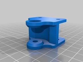 Rigidbot X/Y idler using Openbuilds pulley kit