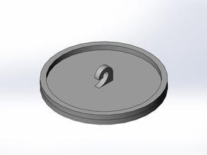 Tube Caps Lasercut
