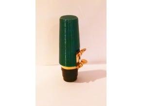 Alto Saxophone mouthpiece cover