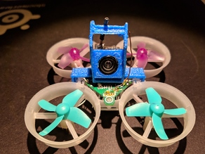 Universal Whoop Camera Mount PRO