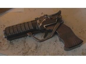 Officer K's Blaster (BR 2049) V2