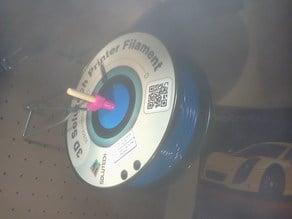 "2.25"" Spool hub for 3D Solutech & similar spools"
