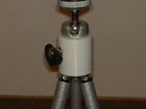 Mini tripod hama replacement
