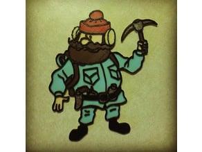 Rudolph - Yukon Cornelius