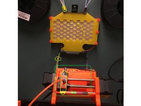 MMU - Color Coded Filament Path  / Filament Buffer enhancement