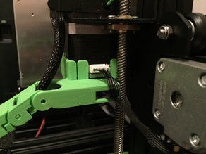 Ender 3  Z axis  nema chain mount