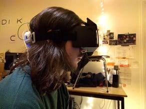Google Cardboard for OpenBCI (EEG in VR or AR)