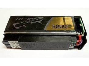 3DR Solo BMS Holder for Battery Mod