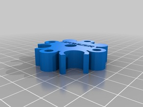 Atomizer stand / holder for tanks with 510 connector