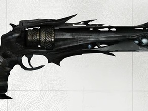 Thorn hand cannon - split into 8 for 20cm cubed