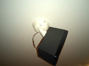 Speaker Holder for 72mm flush-mounted socket