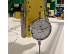 Accusize Dial Gauge holder for MPCNC 525