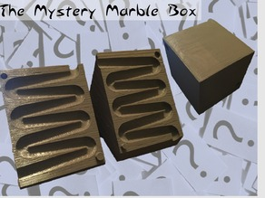 The Mystery Marble Box