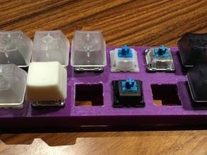 Simple MX Switch Tester (Cherry, Gateron..)