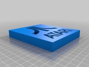 Atari Logo Block