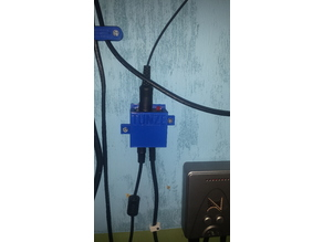 Control box mount for Tunze Stream