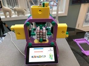 Rubiks Cube Robot Enhancements