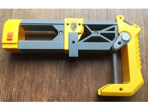 Nerf Recon-Stock Support Parts