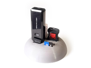 USB / Micro SD Card Holder