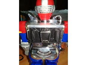 Robot Commander III Battery Cover