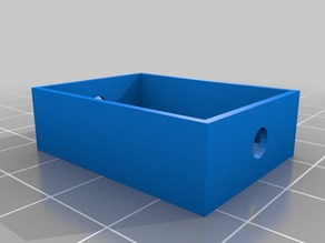 Small box with lid 32x24x10mm
