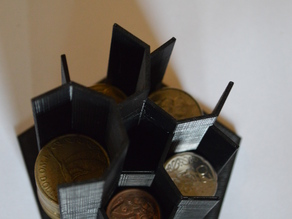 Coin holder for New Zealand coins