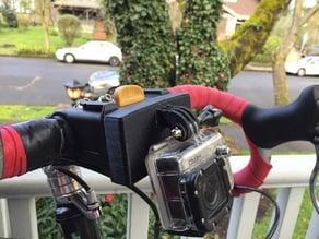 Topeak Handlebar Mount GoPro Adapter