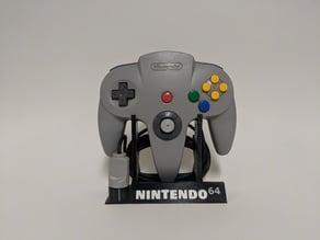 Nintendo 64 Controller Stand