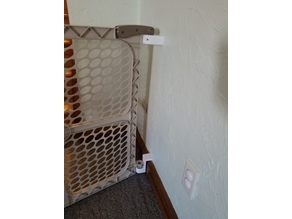 Kids Fence Wall Mount