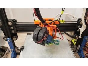 dual Radial Fan Fang w/sensor 18-12mm /bl-t