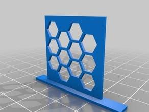 Honeycomb TESTPRINT