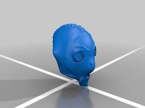 Ugly Head/ Mask