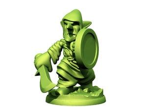 Green Tide Sample Goblin