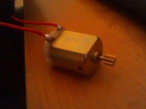 Electric Motor Mount