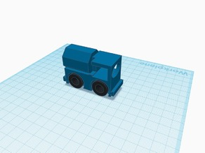 Tanker Truck (Dual Extrusion)