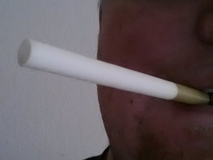 Dual Extrusion Prop cigarette