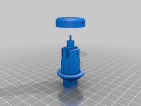 USB-Female My Customized USB Grommet/Bezel - parameterised